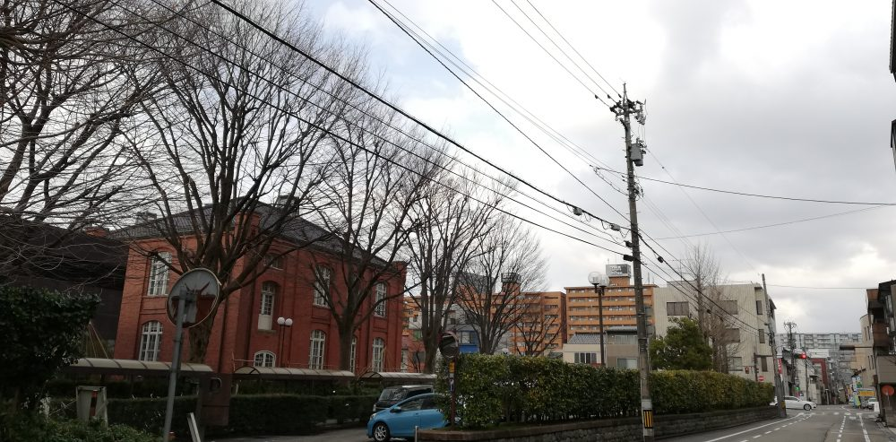 金沢の暖冬を考えてみた結果。